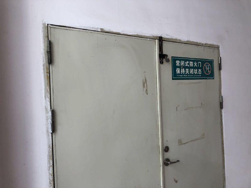 """爱联一公司防火门闭门器""""不见踪影""""  被罚款5000元"""