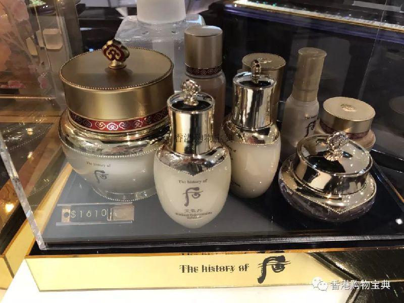 时代广场连卡佛The history of 后专柜实拍!套装低至HK$700