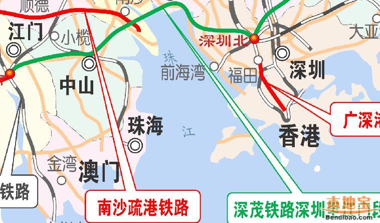 深湛铁路最新消息(持续更新线路进展)