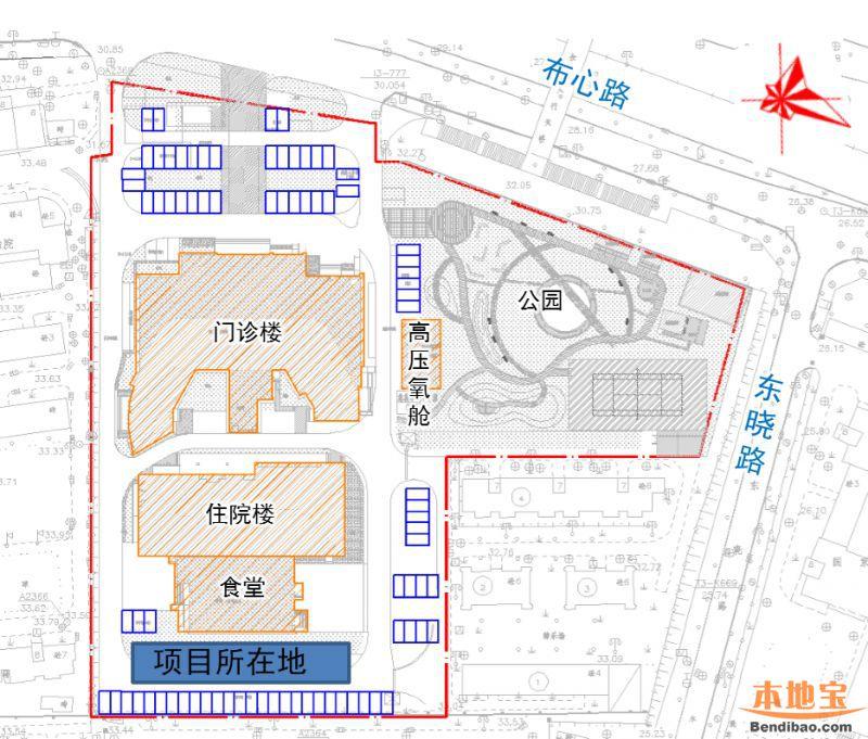 深圳这俩医院拟建立体停车库 有望新增420个车位