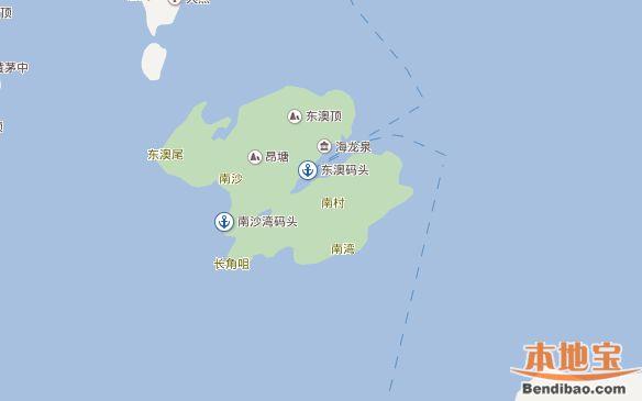 深圳至东澳岛直达水上航线首次开通 去珠海海岛游玩更便捷