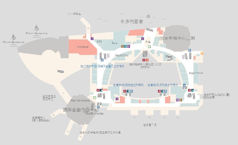 香港国际金融中心商场全攻略(位置 商铺 交通网络)