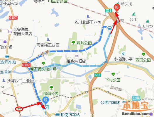 深圳罗田森林公园怎么去(地址 地铁公交 自驾)