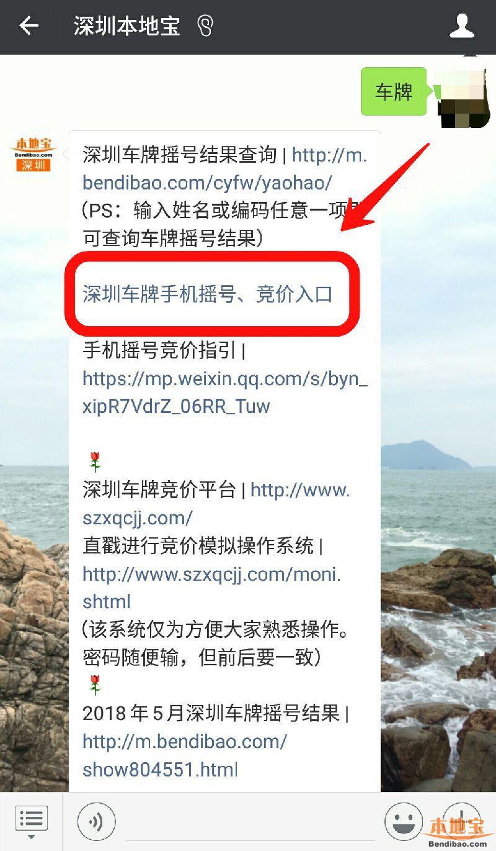 2018年第6期深圳车牌摇号竞价数量一览 可全程手机操作
