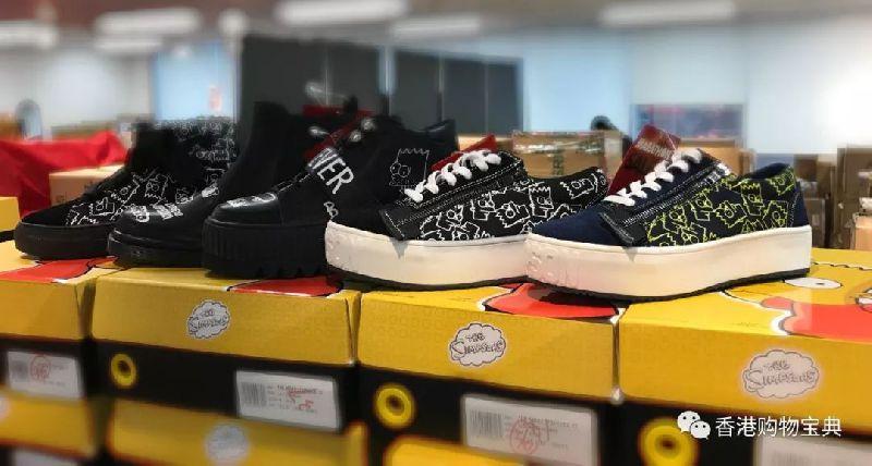 时代广场运动品牌开仓低至2折!adidas, Nike, NB海量实拍