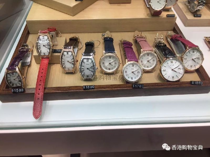 香港铁达时手表多少钱?香港铁达时手表专柜实拍报价