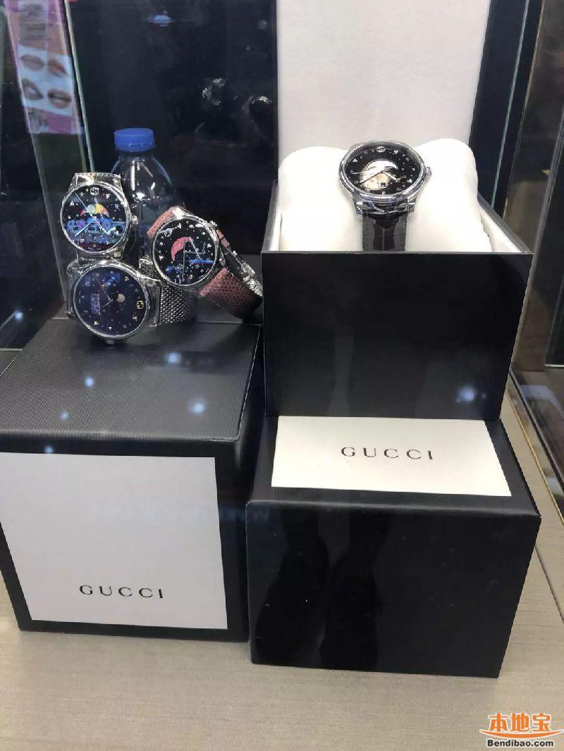上水广场古驰(Gucci)实拍报价(附专门店地址)