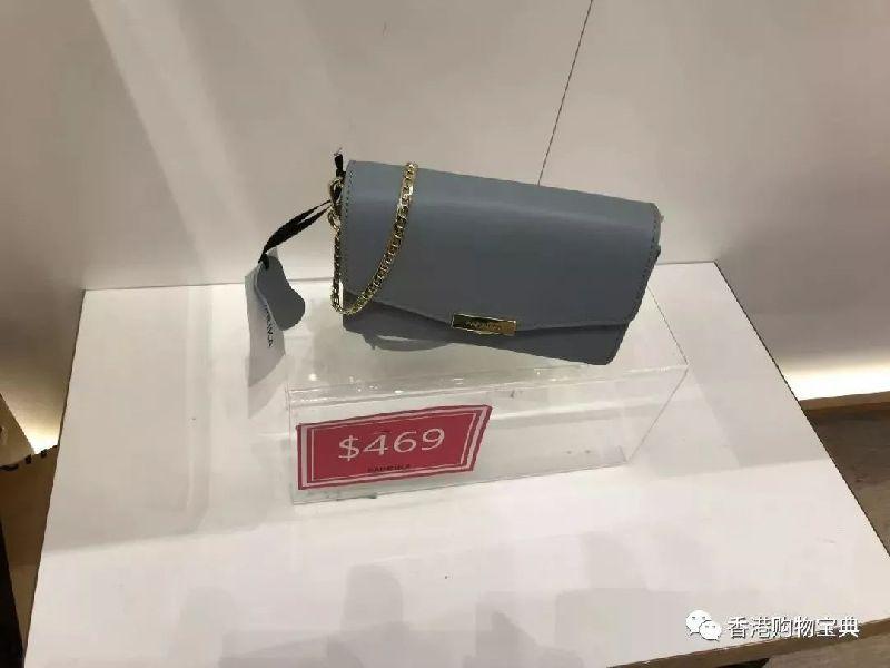 上水新都广场店paprika包包最新报价实拍(附地址)