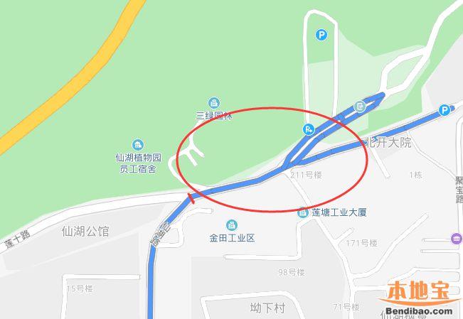 仙湖植物园限行(时间、规定、预约)