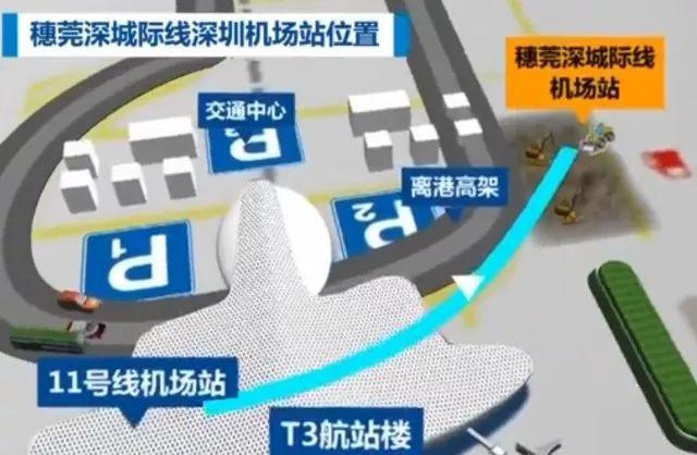 穗莞深城际铁路3月份实现全线轨通 计划9月30日通车