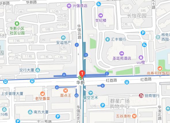 华新站是几号线(首末班车时间 出口)