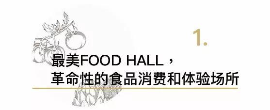 前所未见的最美食品主题区今日开业,带来一切与美食有关的趣味想象