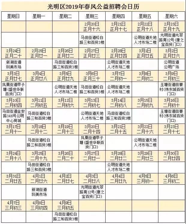 2019天津快递营运时间