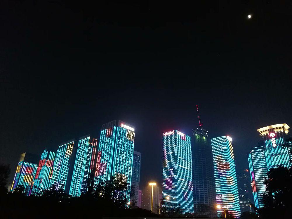 深圳灯光秀新版本5月11日起上演 附观赏指南
