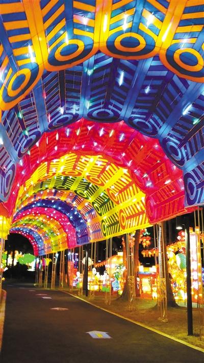 2018深圳欢乐海岸灯会时间、门票及活动看点