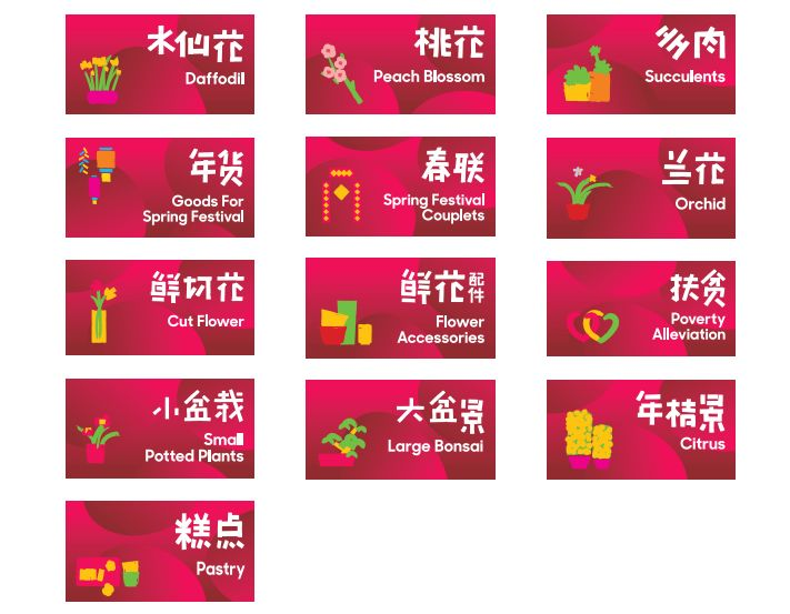 2019深圳会展中心迎春花市(时间、地点、门票)
