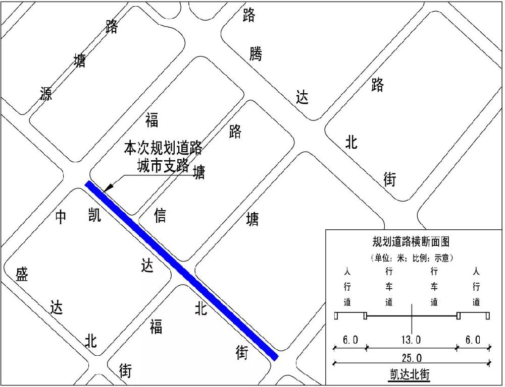 滨海新区大港将新建7条道路