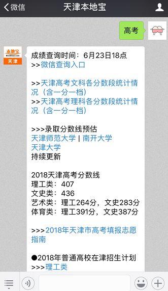 中国民航大学2018预估录取分数线