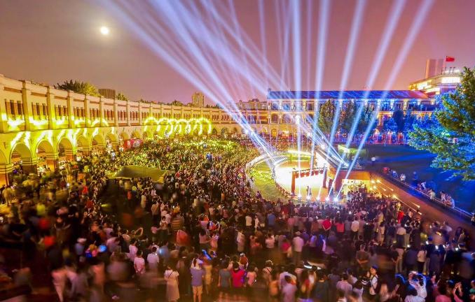 天津多个区域将开放夜市