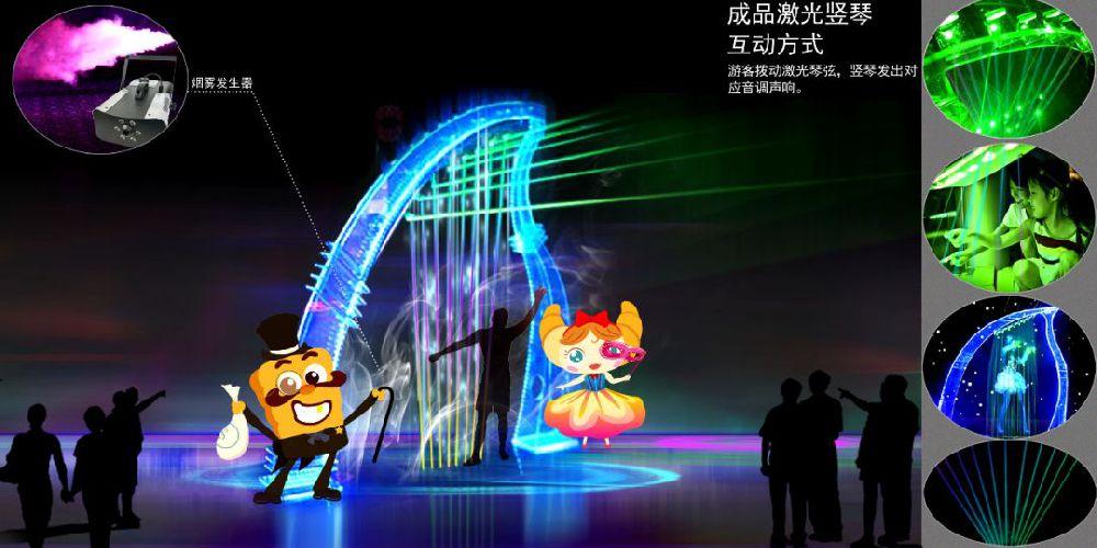 2019欢乐谷奇幻灯光节时间、门票、交通指南