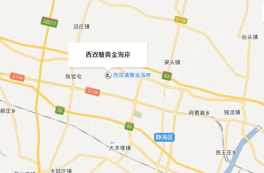 2019天津北方小海南大庙会
