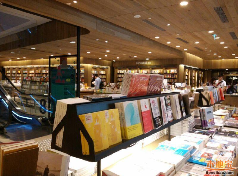 香港铜锣湾诚品书店地址、营业时间及活动