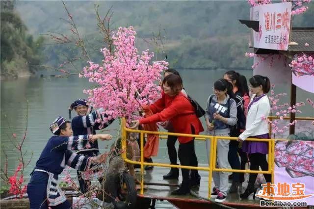 2017年连州桃花节26日开幕 时间地点及活动内容