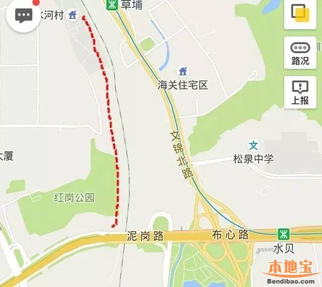 深圳清水河铁路景观免费拍照攻略(位置+亮点+怎么去)