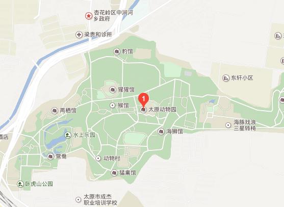 太原动物园地址在哪 太原动物园怎么去