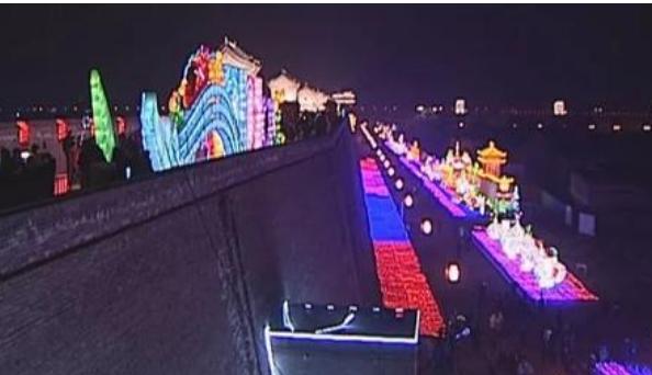 2018太原古县城周边道路实行单行