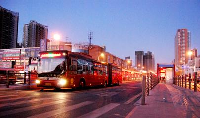 2018年5月太原公交60路、821路、821路支线临时改线