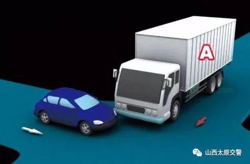 太原简单交通事故责任如何判定?(附图解)