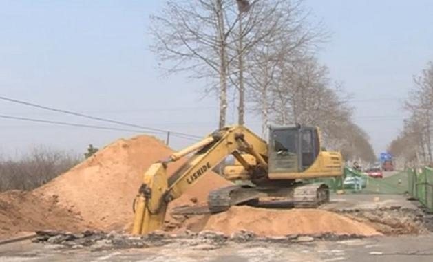 文登区多条干线公路将进行大中修