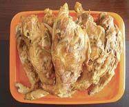潍坊小吃密州烤鸭