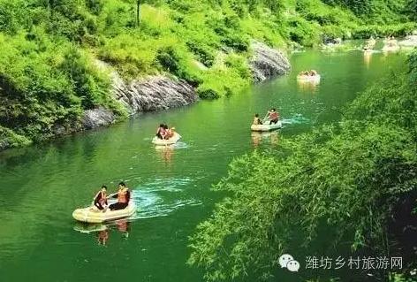 潍坊周边漂流好去处