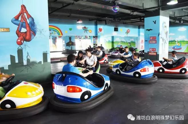 2017潍坊六一来白浪明珠梦幻乐园(旋转木马门票免费送)