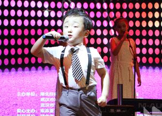 全国首场盲童摇滚武汉开唱 9月表演者年龄最小才9岁