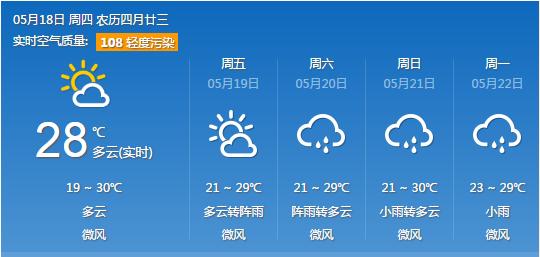 武汉今年入夏时间为近13年最早