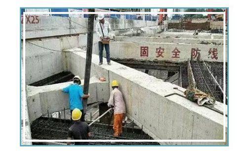历时4个月 地铁蔡甸线第二个主体结构车站封顶