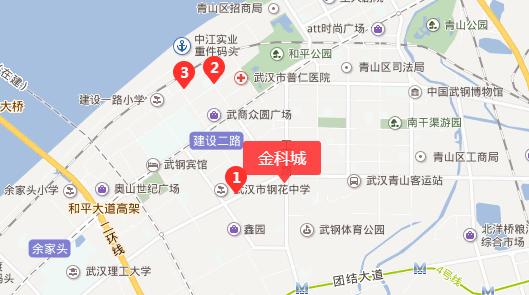 武汉金科城(房价+地址+开盘时间+户型图)