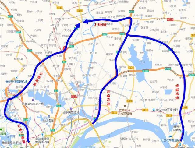 清明武汉这些地方有交通管制 这样绕行可避堵