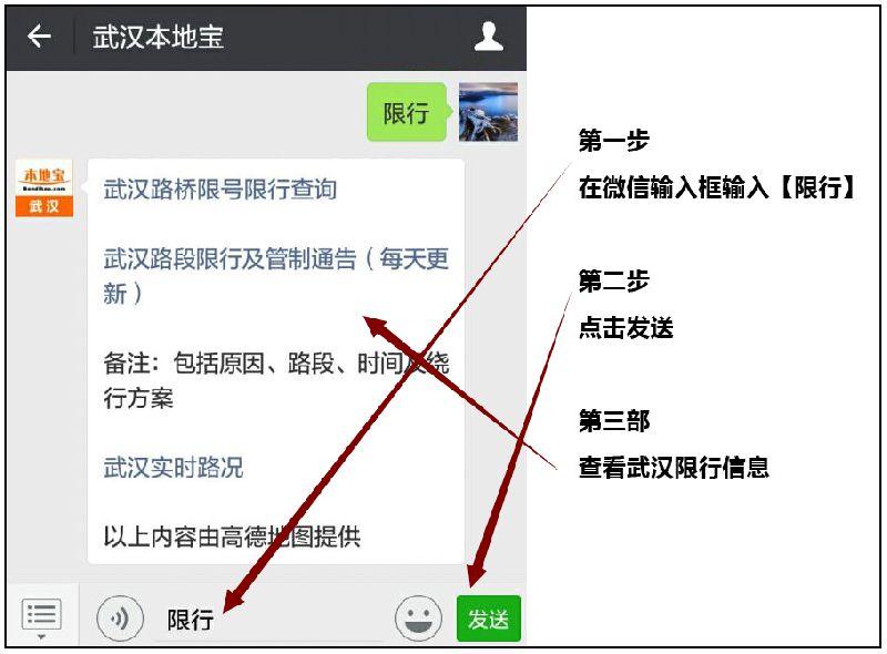 2018年武汉限行新规定及限行时间+限行区域