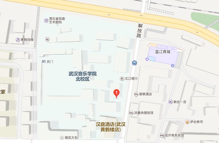 武汉曹祥泰在哪里(地址+交通)