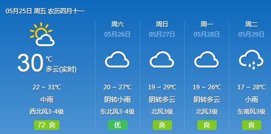 武汉今日风雨雷电一起来袭
