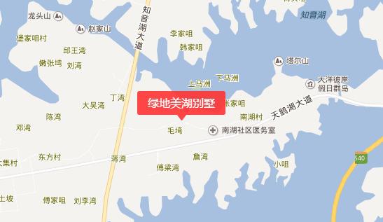 武汉绿地美湖(房价+地址+开盘时间+户型图)
