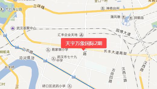 武汉天宇万象国际二期(房价+地址+开盘时间+户型图)