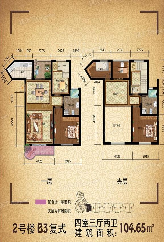 武汉金珠港湾(房价+地址+开盘时间+户型图)