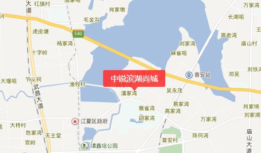 武汉中锐滨湖尚城值不值得买(房价+地址+开盘时间+户型图)