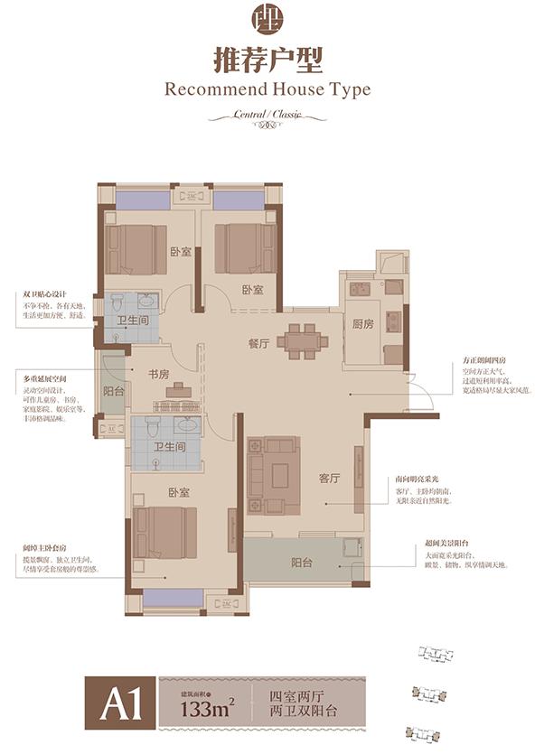 武汉理公馆开盘价格(地址+开盘时间+户型图)