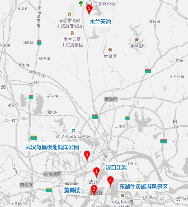 2018武汉端午节出行指南